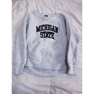 Sweaters - Michigan State Sweater
